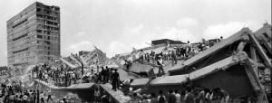 1985's Earthquake Memories